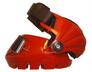 Renegade® Viper® Hoof Boot - Dragon Fire Red